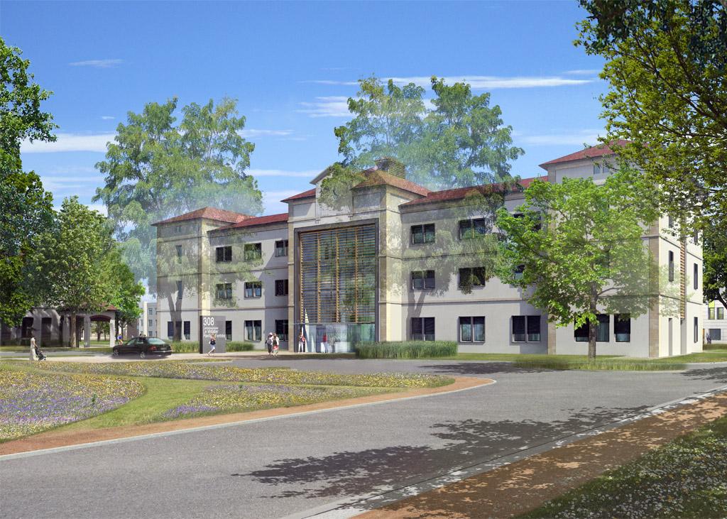 Kilinc Architecture Hôpital Du Vinatier Bron